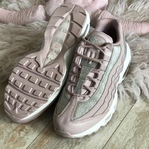 d54e2dc07cc9 Nike Shoes | Nwt Air Max 95 Special Edition Pink Glitter | Poshmark
